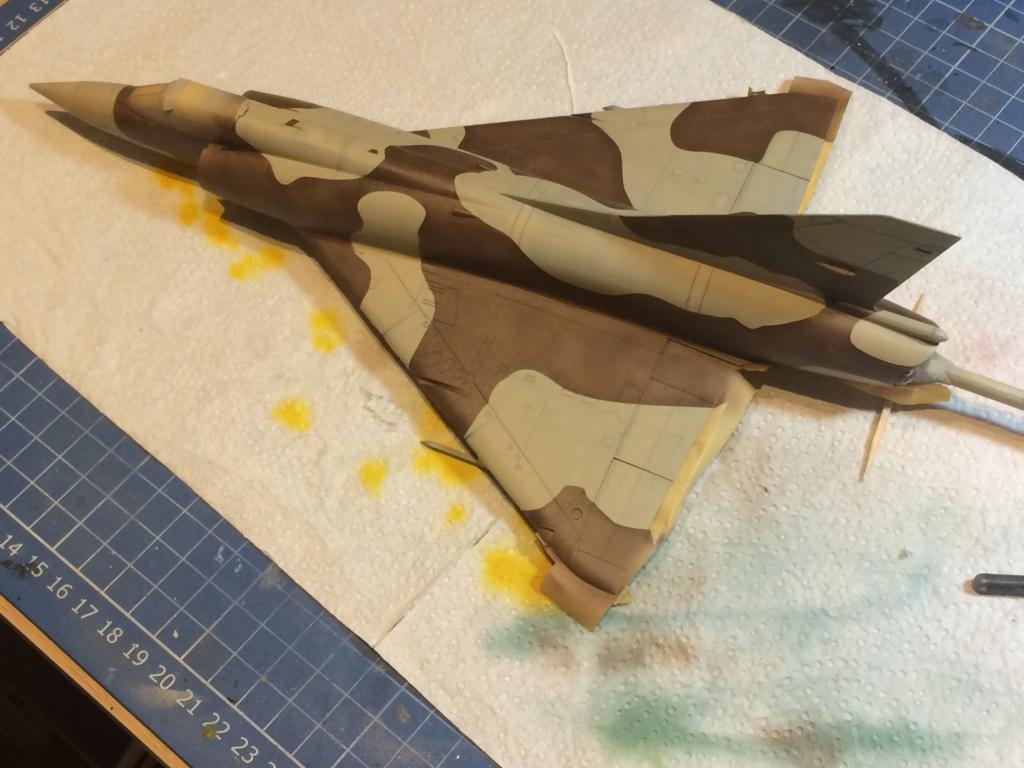 """Mirage IIIC """"Djibouti"""" Eduard 1/48 - Page 2 Img_2234"""