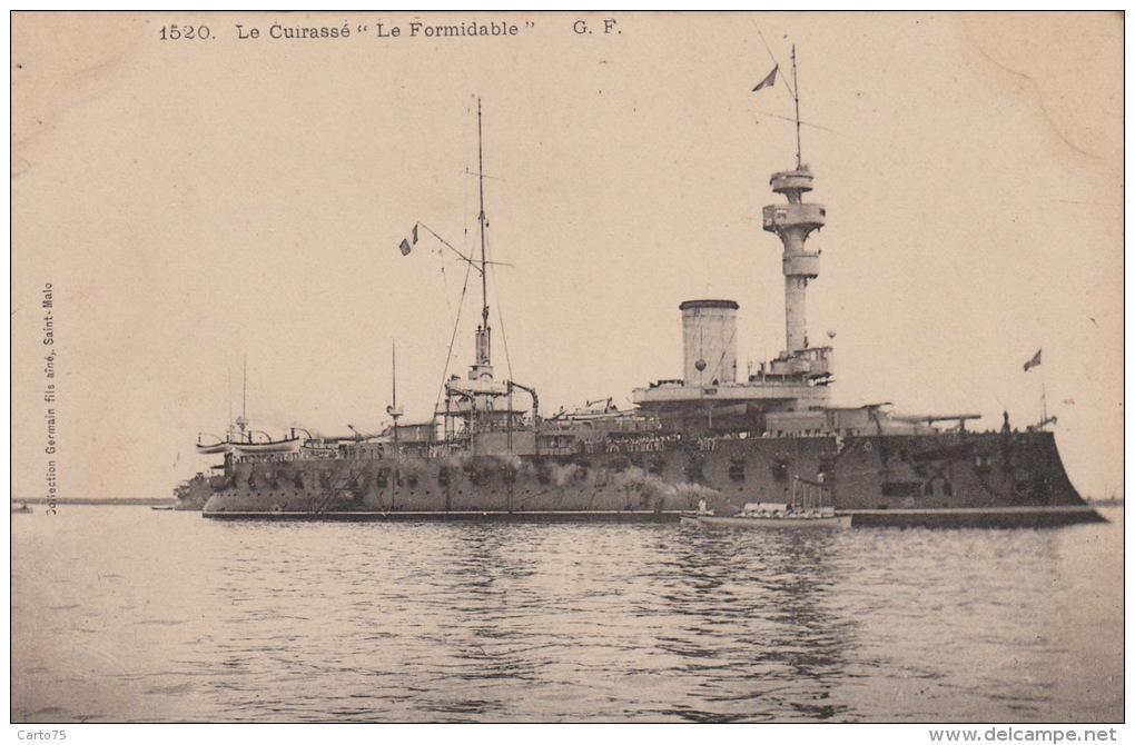 """Le cuirassé """"le Formidable"""" (1885) - Page 10 720_0010"""