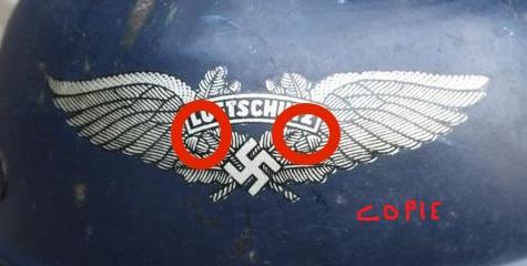 casque tchèque Luftschutz Casqu110