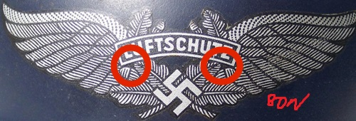 casque tchèque Luftschutz Luftsc11
