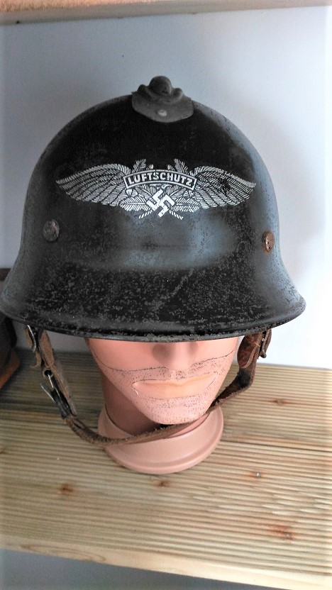 casque tchèque Luftschutz P_201361