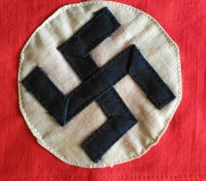 brassard NSDAP P_201397