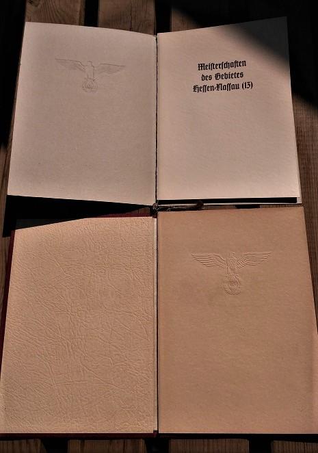 2 documents de 1942 Sports P_201433