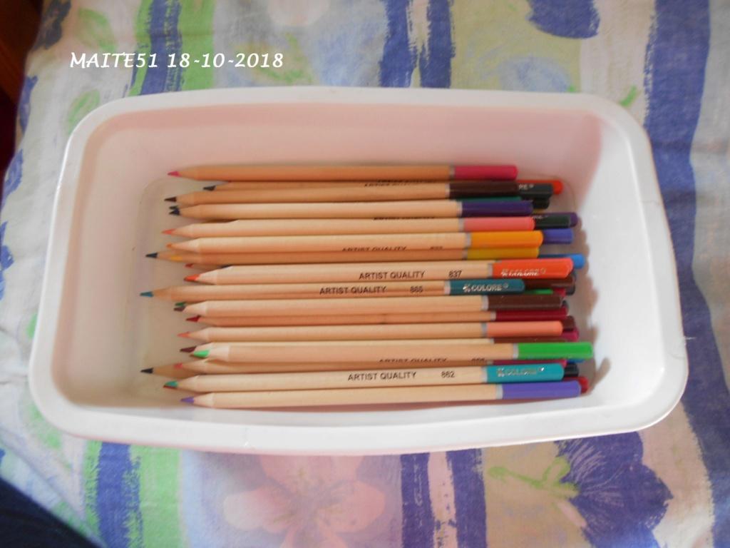"""Crayons """"Coloré"""" ! 50_cdc10"""
