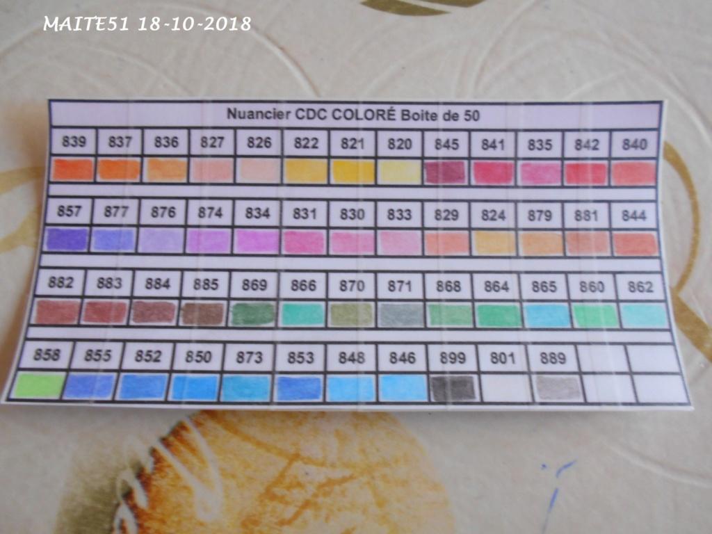 """Crayons """"Coloré"""" ! 50_cdc11"""