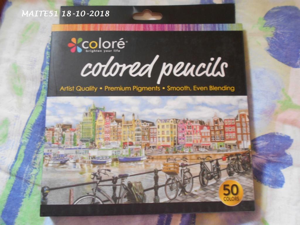 """Crayons """"Coloré"""" ! 50_cdc12"""