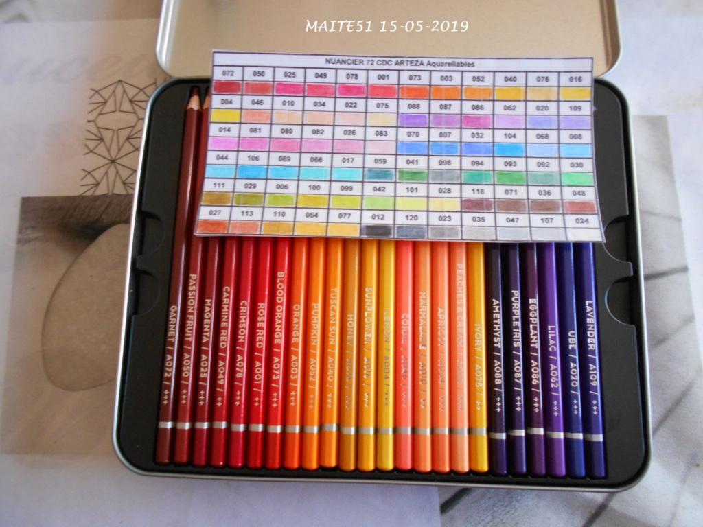 Crayons de couleur Arteza 72_cdc20