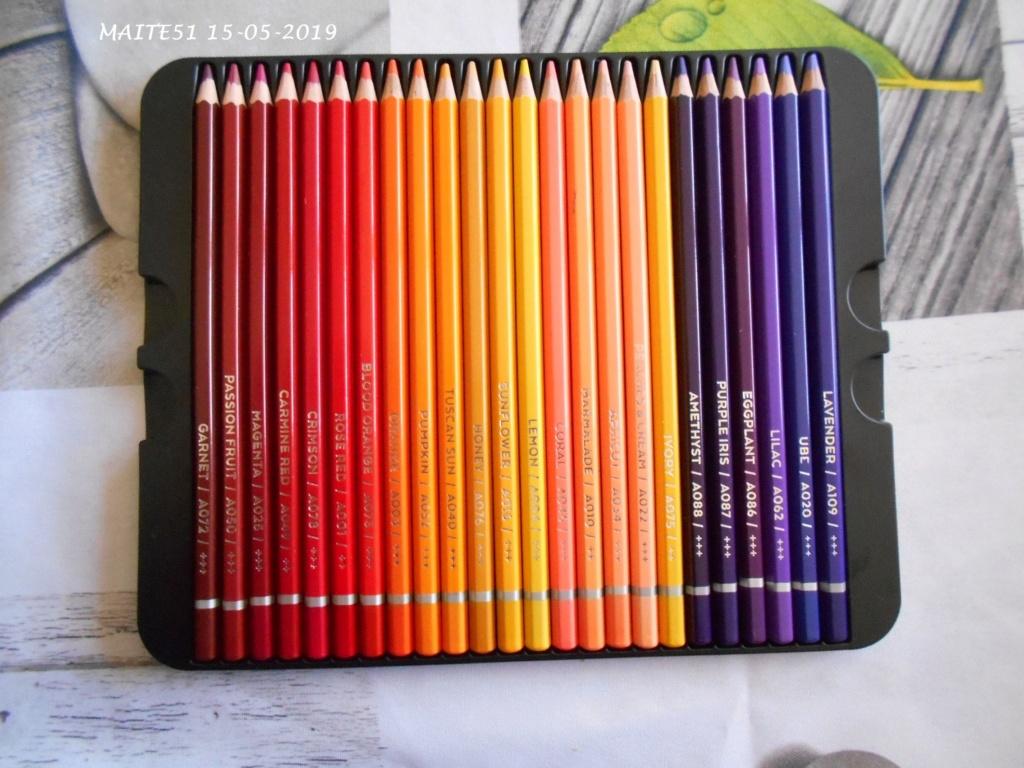 Crayons de couleur Arteza 72_cdc21