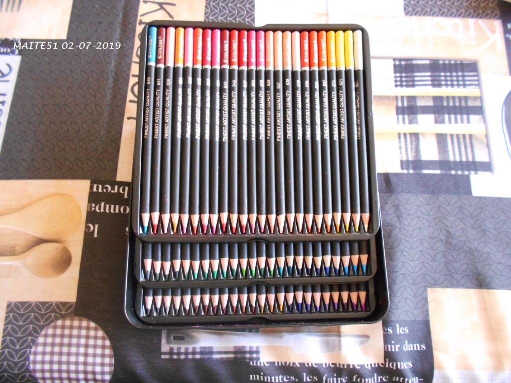 """Crayons """"Coloré"""" ! 72_cdc27"""