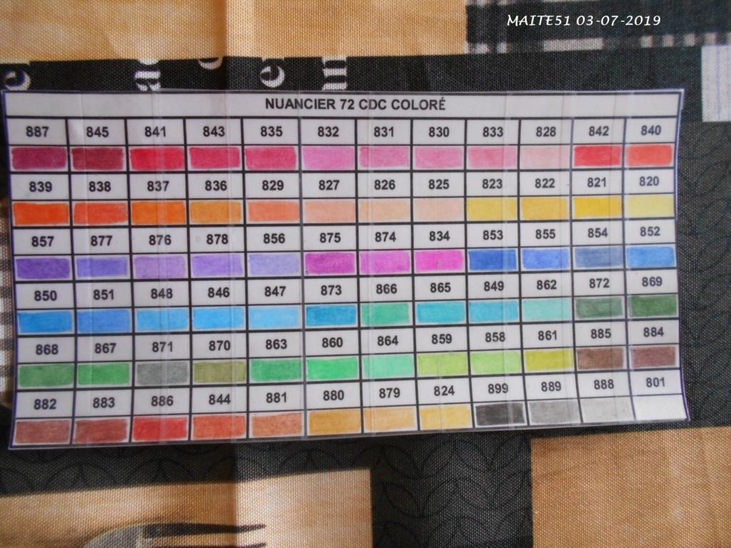 """Crayons """"Coloré"""" ! Nuanci21"""