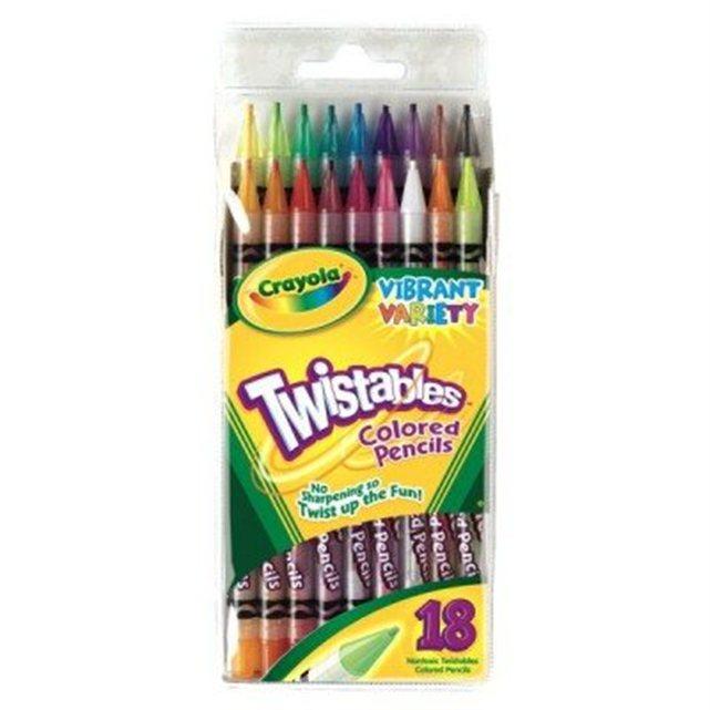 Crayons cire ! Twista10