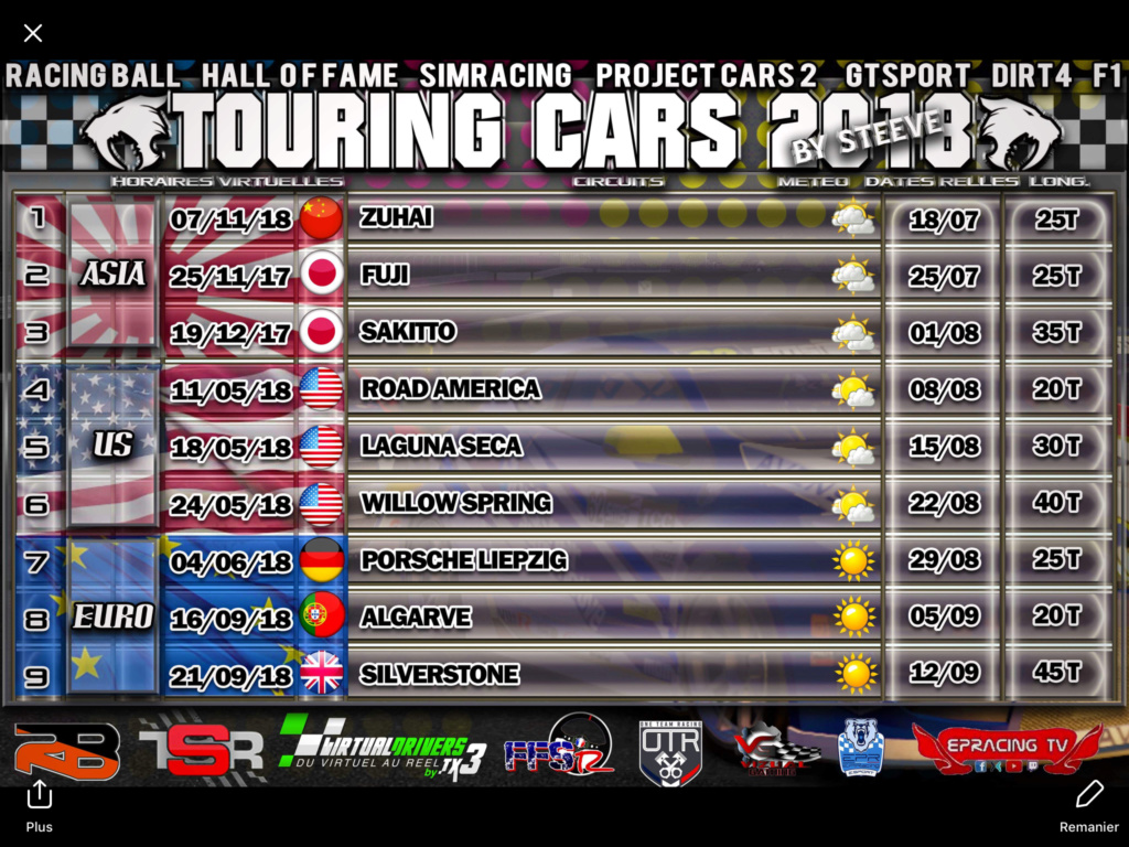 Touring Car 2018 by Racing Ball 219c4010