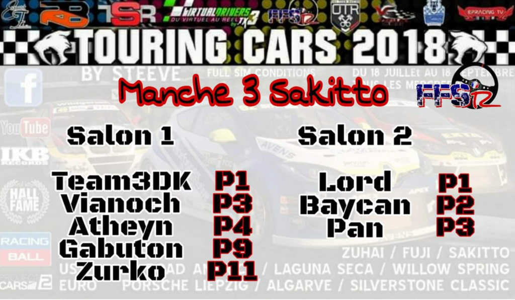 Touring Car 2018 by Racing Ball 59e70410