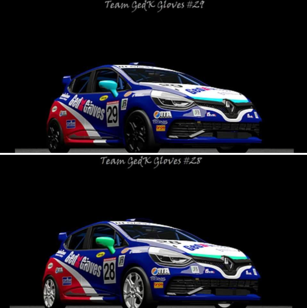 CLIO CUP 2018 by Racing Ball 75470b10
