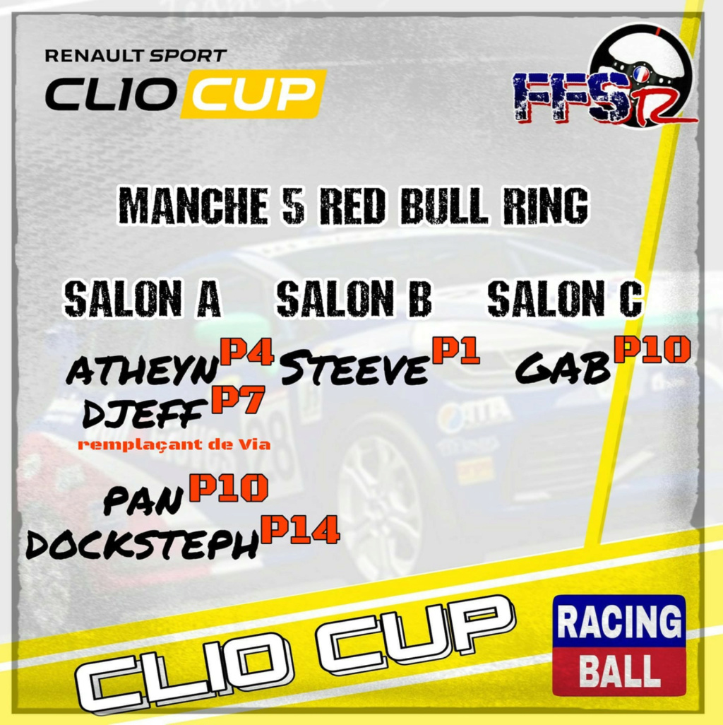 CLIO CUP 2018 by Racing Ball 7f25dd10