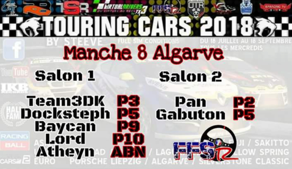 Touring Car 2018 by Racing Ball 7f45f110