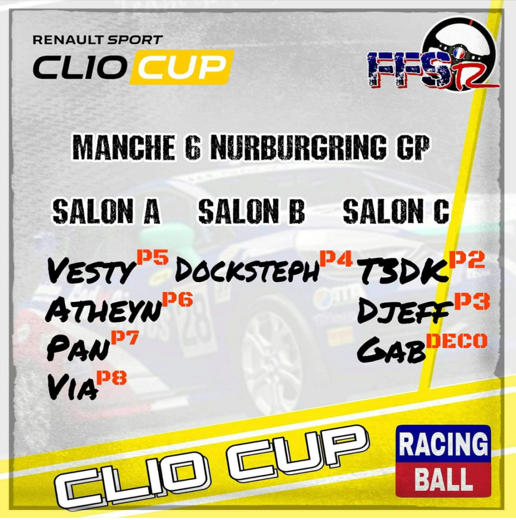 CLIO CUP 2018 by Racing Ball C4a67a10