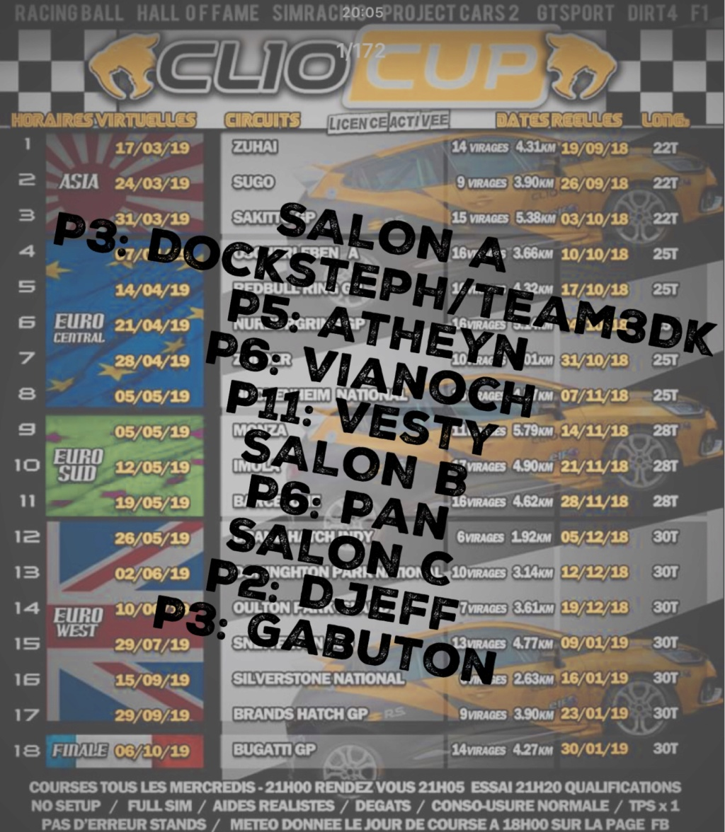 CLIO CUP 2018 by Racing Ball Dab3f910