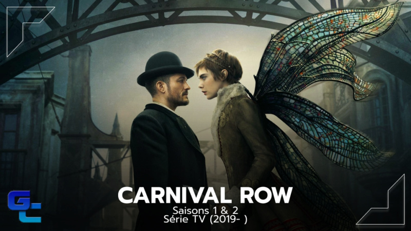 [Séries TV] Carnival Row, Saisons 1 & 2 Carniv10