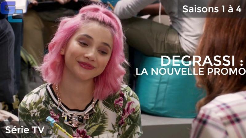 [Séries TV] Degrassi : La Nouvelle Promo, Saisons 1 à 4 Degras10