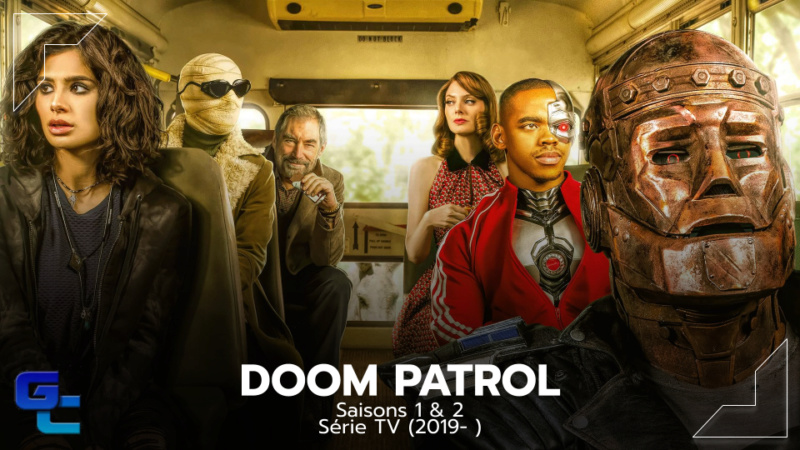 [Séries TV] Doom Patrol, Saisons 1 & 2 Doom_p10