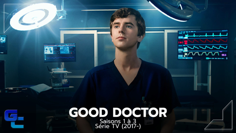 [Séries TV] Good Doctor, Saisons 1 à 3 Good_d10