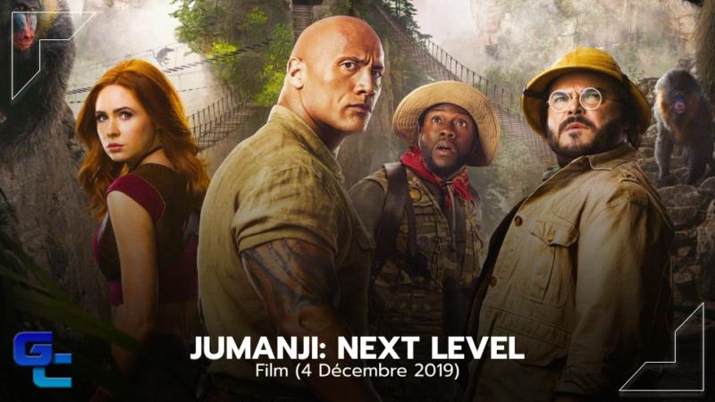 [Films] Jumanji: Next Level Jumanj10