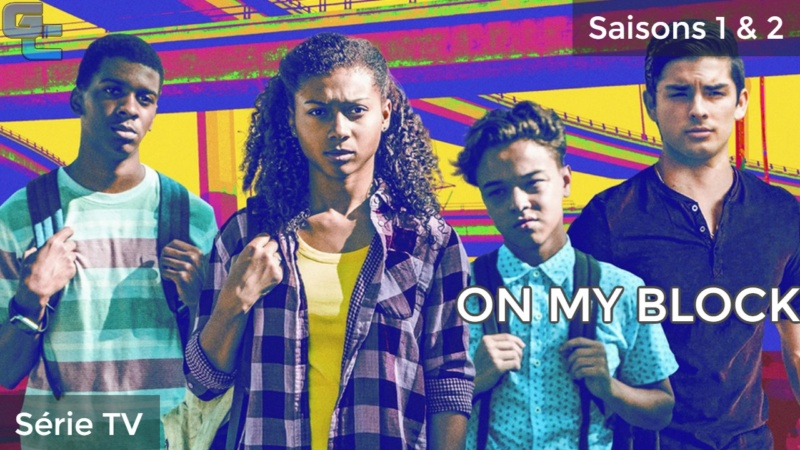 [Séries TV] On My Block, Saisons 1 et 2 On_my_10