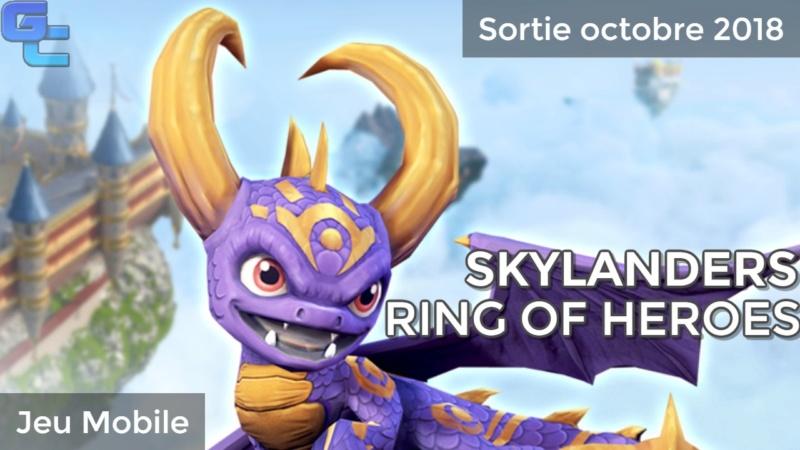 Skylanders : Ring of Heroes (Android) Skylan11