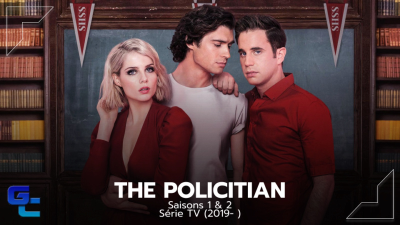 [Séries TV] The Politician, Saisons 1 & 2 The_po10