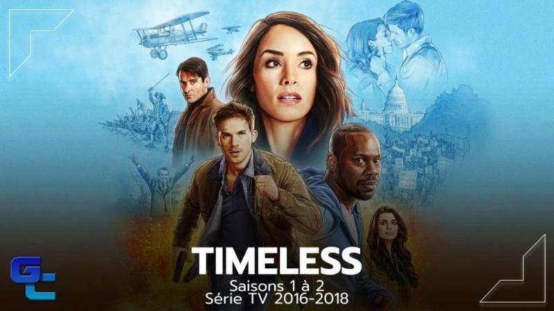 [Séries TV] Timeless, Saisons 1 & 2 Timele10
