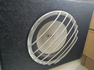 Seas Lotus SW300 subwoofer (Used) Img20112