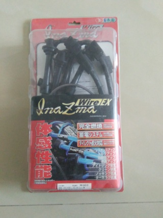 Hot Inazma Wire EX High Performance Plug Cable for Toyota Wish (New) Img20116