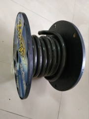 20 foot Stinger Black Custom Pro Series 0 Gauge 1/0 Copper Power Wire Img_2013