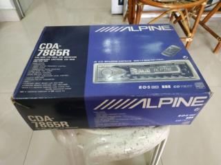 Alpine CDA-7865R Receiver (NOS) Img_2020