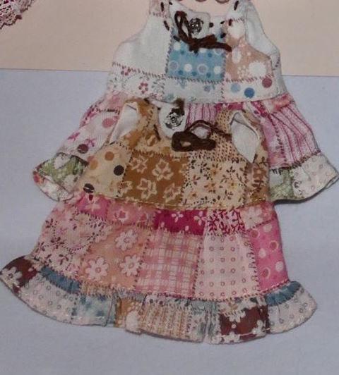 Robe patchwork pour lati yellow/pukifee 26232210