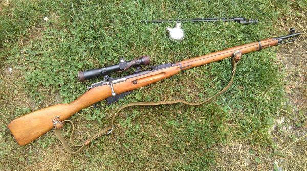 """Mosin Nagant 91/30 """"Sniper"""" PE réplica Imag0417"""