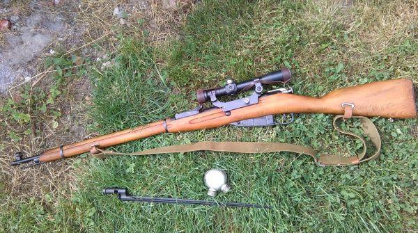 """Mosin Nagant 91/30 """"Sniper"""" PE réplica Imag0418"""