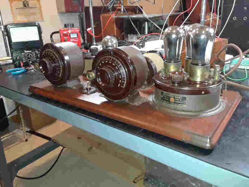 Filament voltage problem - AK 9C 9c-310
