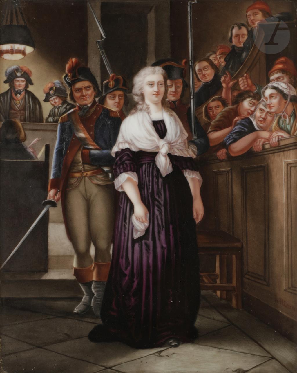 Marie-Antoinette par Delaroche 15531011