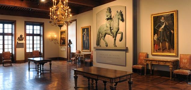 Le musée de la Révolution à Vizille 16070510