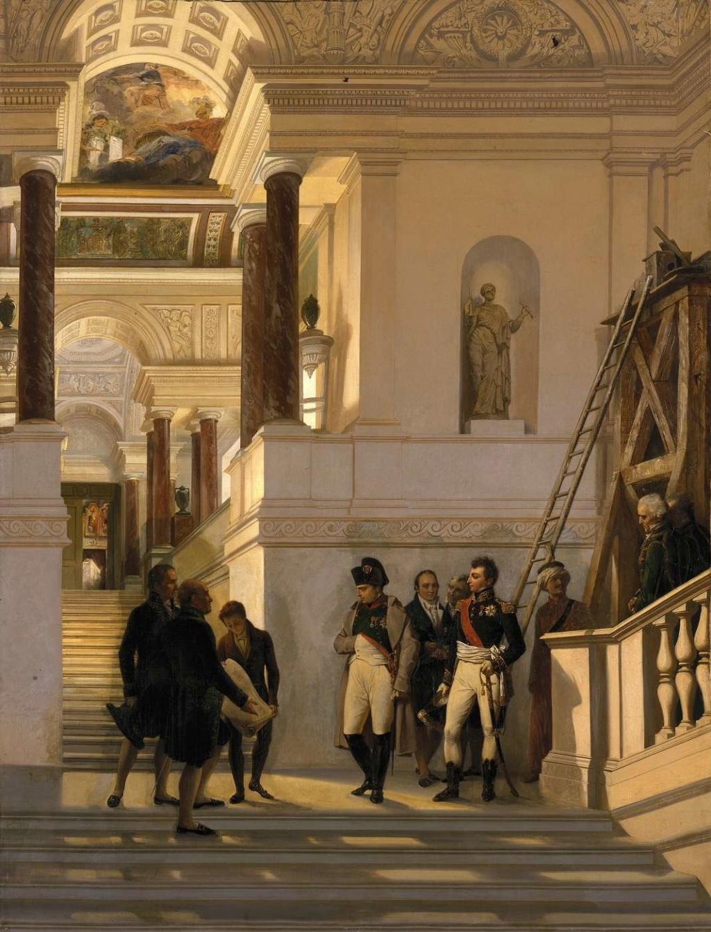 Quand Napoléon pillait l'Europe pour remplir le musée du Louvre Cou3_c10