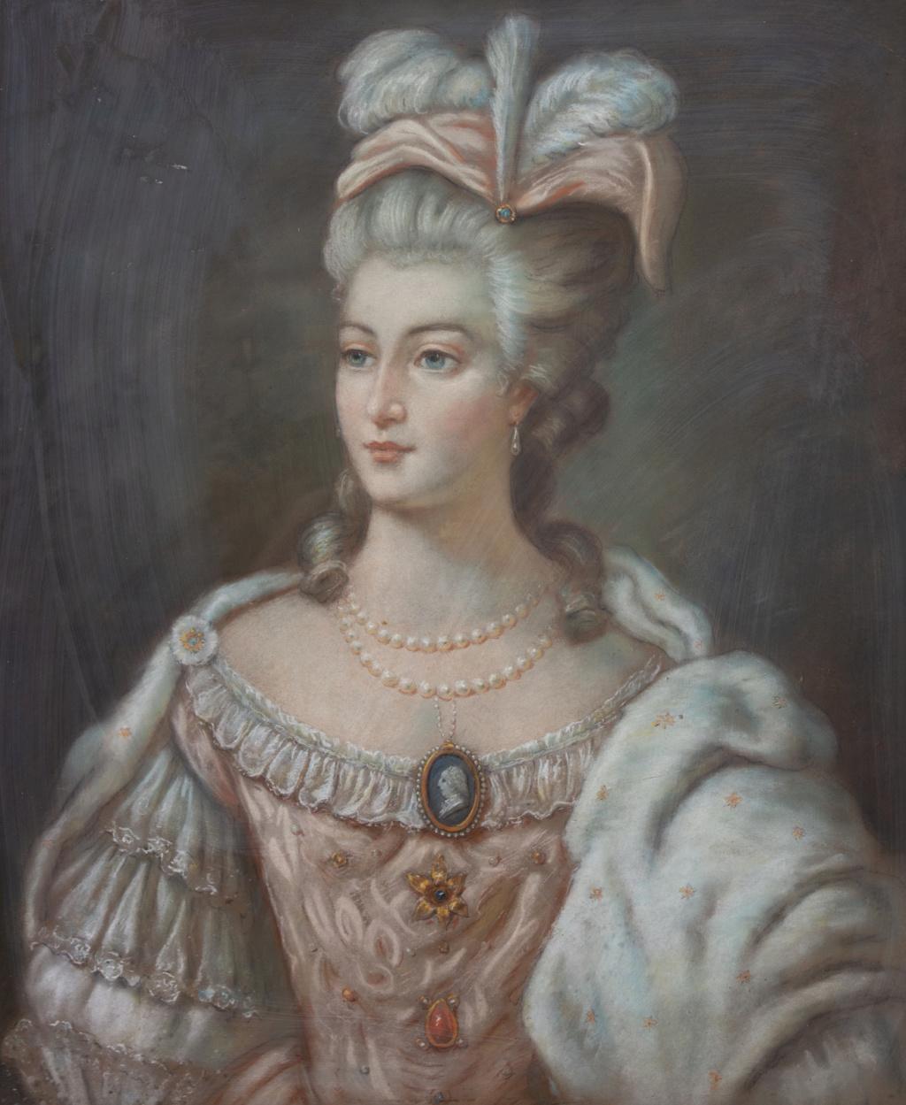 A vendre: portraits de Marie-Antoinette - Page 3 Large_10