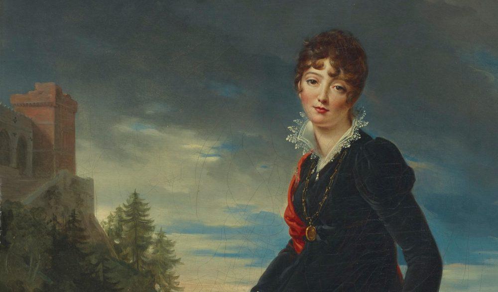 La femme dans l'art, portraits choisis chez Christie's Lot-4610
