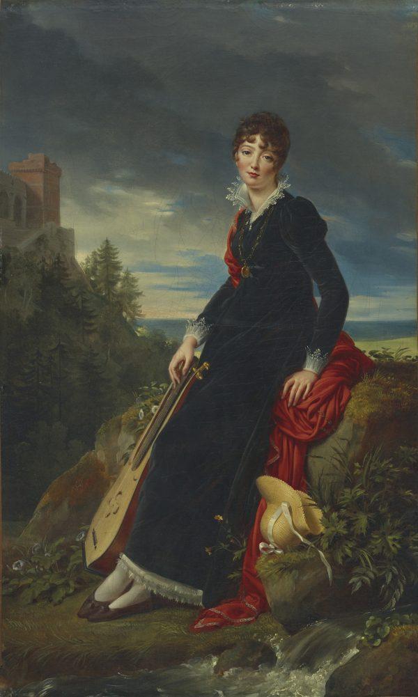 La femme dans l'art, portraits choisis chez Christie's Lot-4611