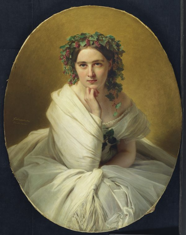 La femme dans l'art, portraits choisis chez Christie's Lot-5010