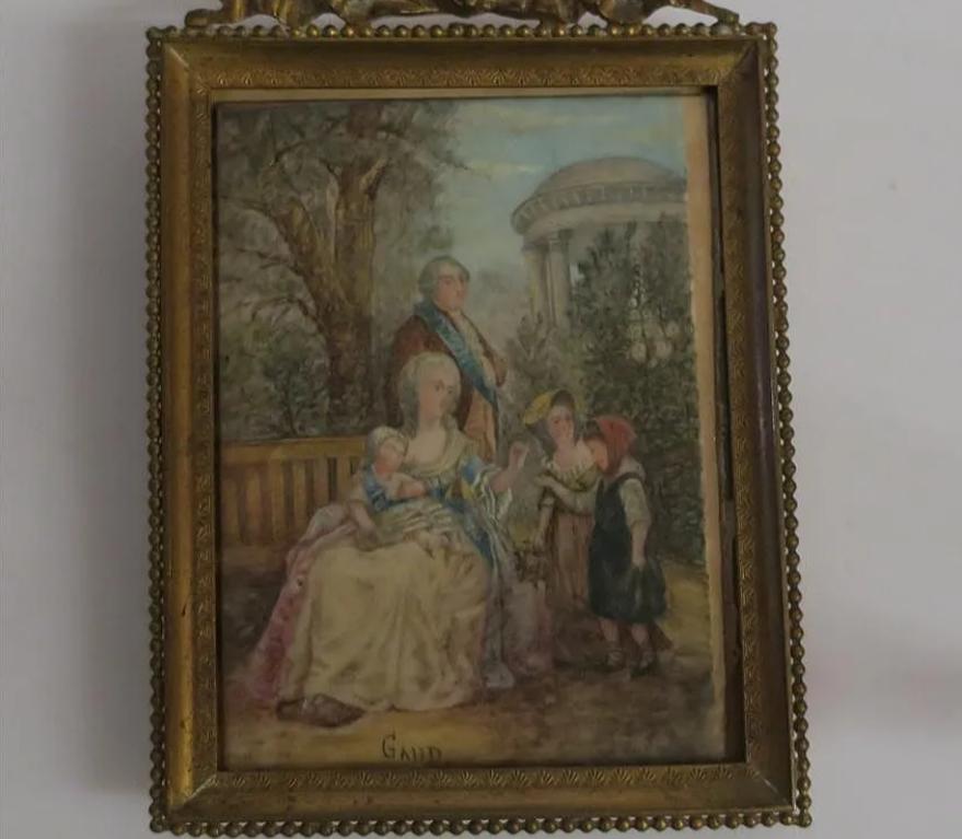 A vendre: miniatures de Marie Antoinette et de ses proches - Page 15 Zducre19