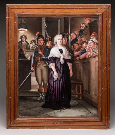 Marie-Antoinette par Delaroche Zzzz18