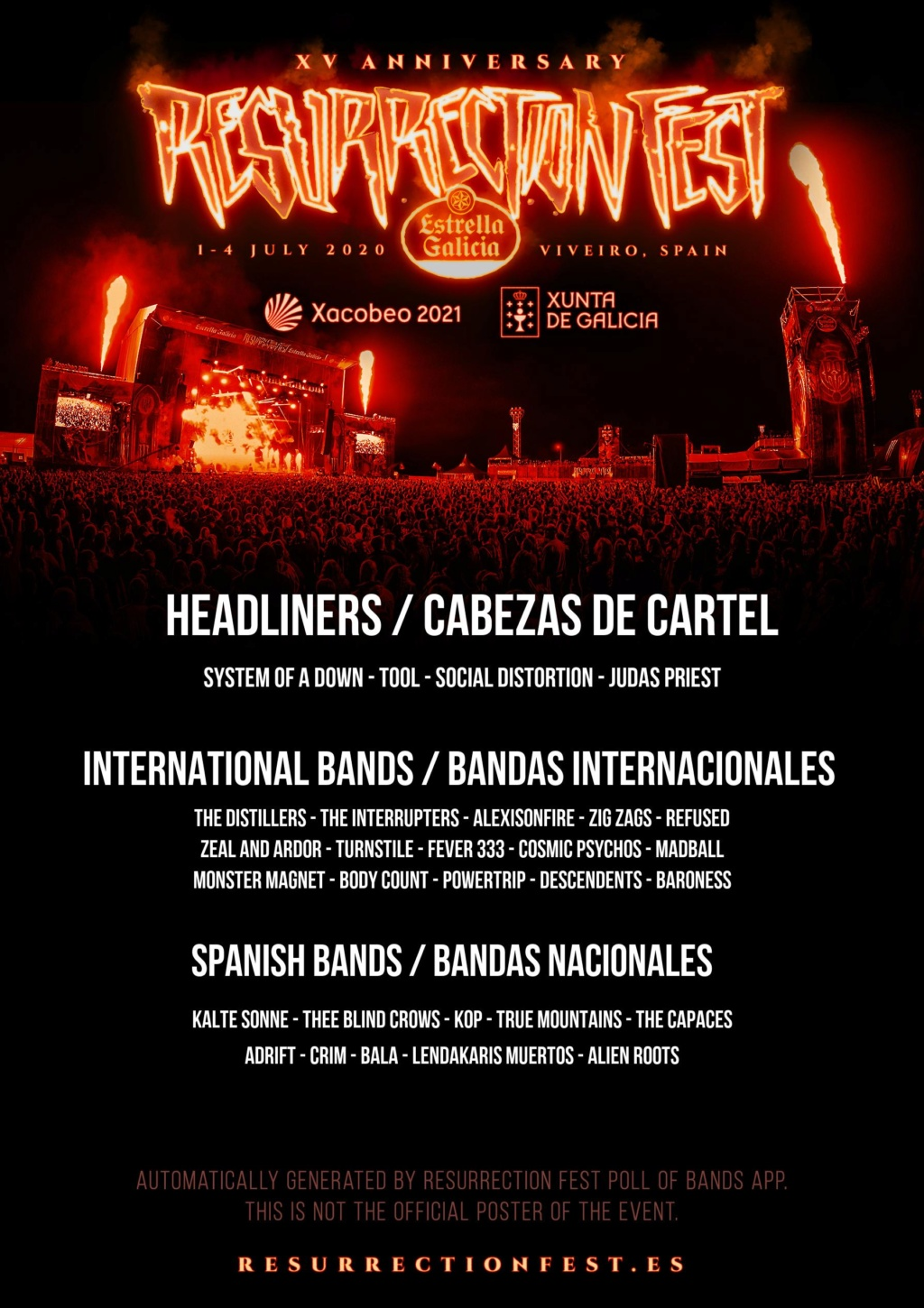 RESURRECTION FEST 2020 (1-4 / 7 /20) - Página 10 8cf78910