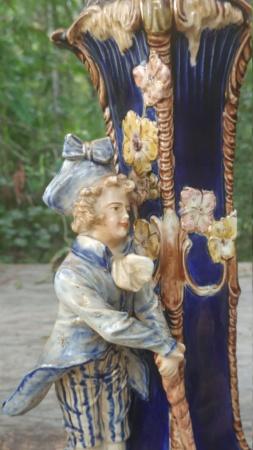 Help Identifying Pottery Vase Candleholder Marks 20180714